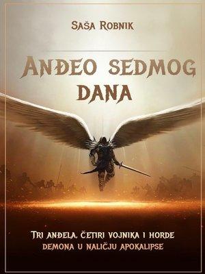 cover image of Anđeo sedmog dana