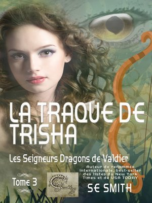 cover image of La traque de Trisha