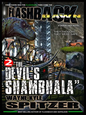 cover image of Flashback Dawn (A Serialized Novel), Part 2