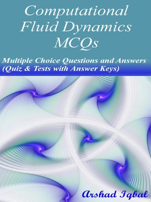 cover image of Computational Fluid Dynamics MCQs