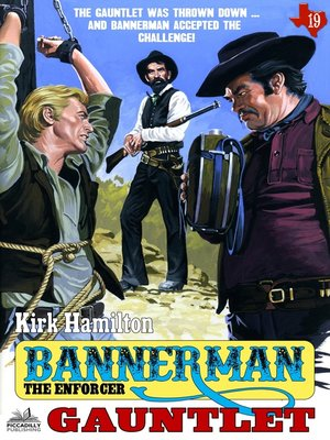 cover image of Bannerman the Enforcer 19