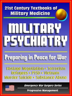 cover image of 21st Century Textbooks of Military Medicine--Military Psychiatry