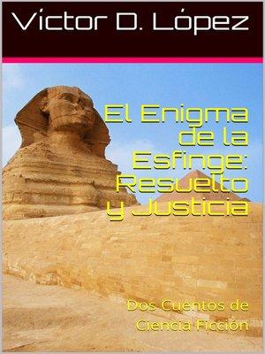 cover image of El Enigma de la Esfinge