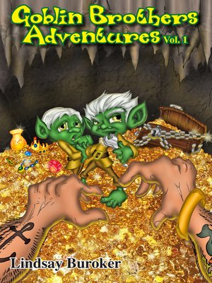cover image of The Goblin Brothers Adventures Volume 1