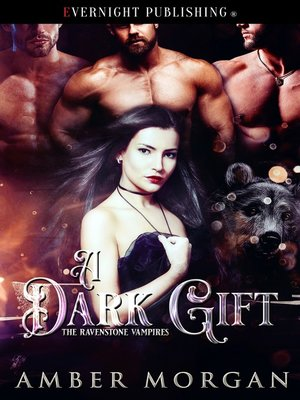 cover image of A Dark Gift