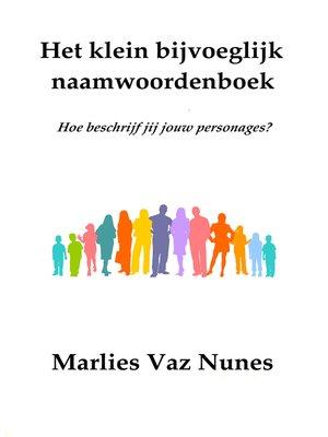 cover image of Het klein bijvoeglijk naamwoordenboek