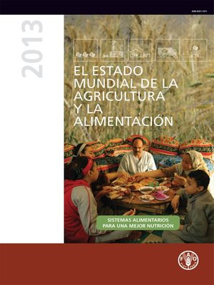 cover image of El estado mundial de la agricultura y la alimentación 2013