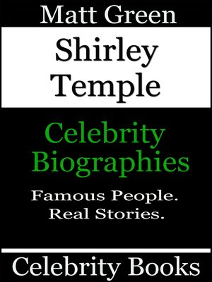 cover image of Shirley Temple