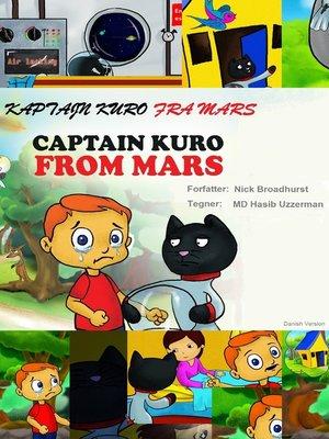 cover image of Kaptajn Kuro Fra Mars