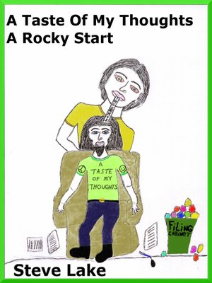 cover image of A Taste of My Thoughts a Rocky Start