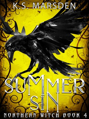 cover image of Summer Sin (Northern Witch #4)