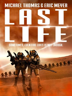 cover image of Last Life (Lifers Book 1)
