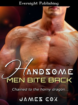 cover image of Handsome Men Bite Back