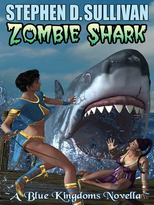 cover image of Zombie Shark