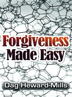 cover image of Forgiveness Made Easy