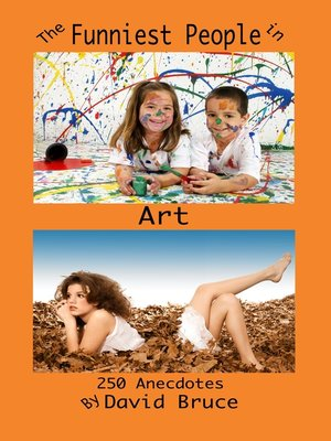 cover image of The Funniest People in Art