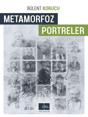 cover image of Metamorfoz Portreler