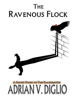 cover image of The Ravenous Flock