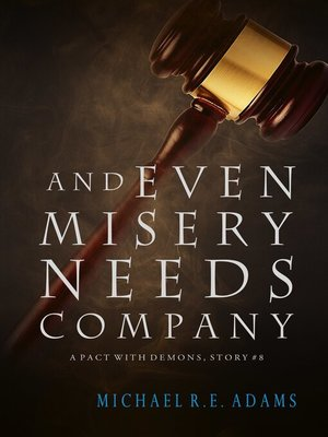 cover image of A Pact with Demons (Story #8)