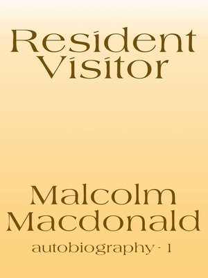 cover image of Resident Visitor
