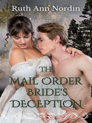cover image of The Mail Order Bride's Deception