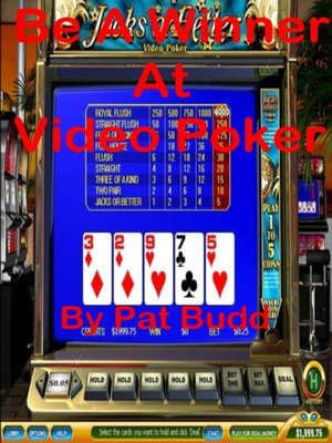 cover image of Be a Winner At Video Poker