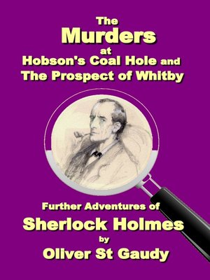 cover image of The Murders at Hobson's Coal Hole and the Prospect of Whitby
