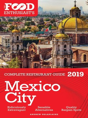 cover image of Mexico City