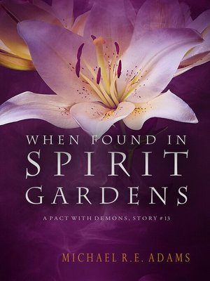 cover image of A Pact with Demons (Story #13)
