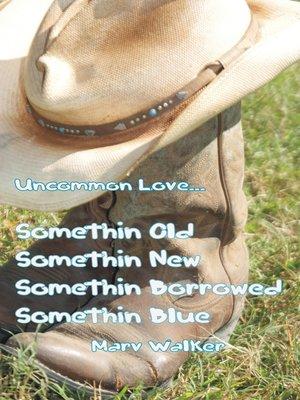 """cover image of """"Somethin Old, Somethin New, Somethin Borrowed, Somethin Blue"""""""