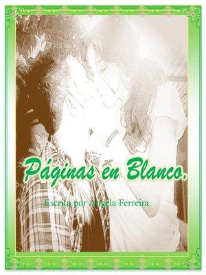 cover image of Páginas en Blanco