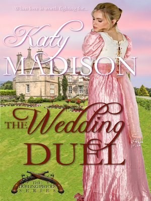 cover image of The Wedding Duel