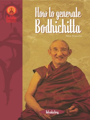 cover image of How to Generate Bodhicitta