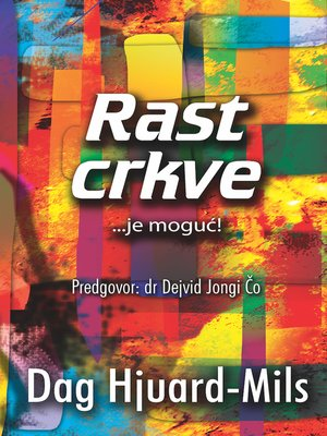 cover image of Rast crkve