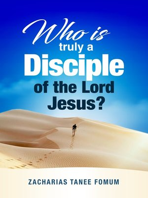 cover image of Who Is Truly a Disciple of the Lord Jesus?