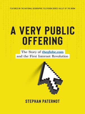 cover image of A Very Public Offering
