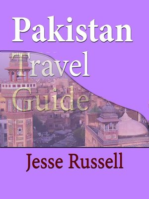 cover image of Pakistan Travel Guide