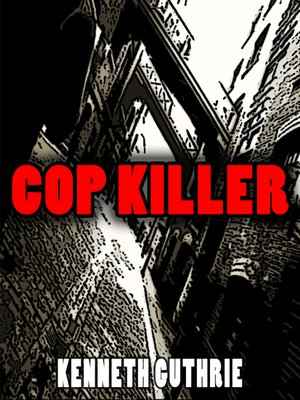 cover image of Cop Killer (Death Days Horror Humor Series #7)