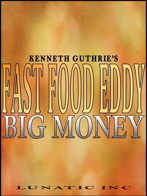 cover image of Fast Food Eddy