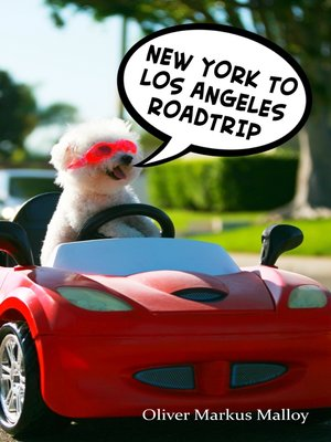 cover image of New York to Los Angeles Roadtrip