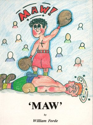cover image of Maw