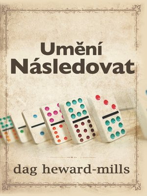 cover image of Umění Následovat