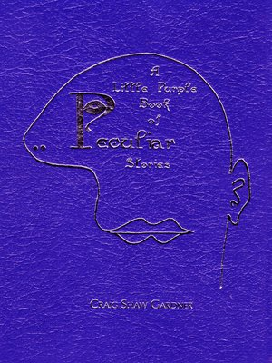 cover image of A Little Purple Book of Peculiar Stories