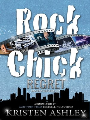 cover image of Rock Chick Regret