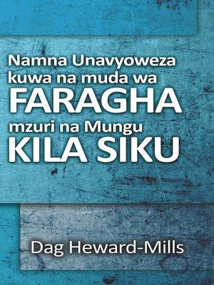 cover image of Namna Ambavyo Unaweza Kuwa na Muda wa Faragha Vizuri na Mungu Kila Siku