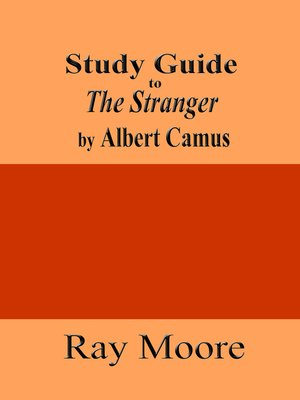 cover image of Study Guide to the Stranger by Albert Camus
