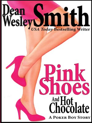 cover image of Pink Shoes and Hot Chocolate