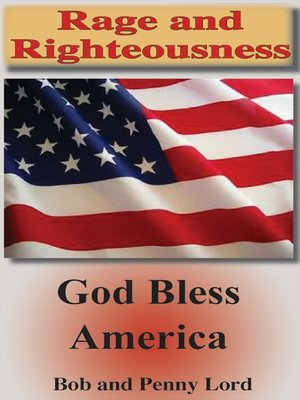 cover image of Rage and Righteousness