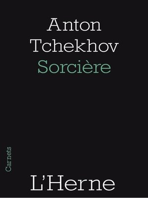cover image of Sorcière