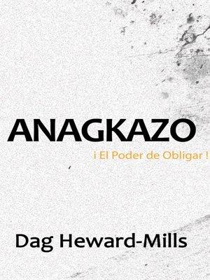 cover image of Anagkazo iEl poder de Obligar!